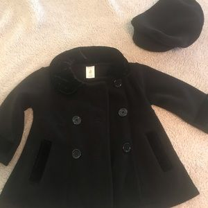 Starting out 24 month black coat